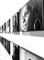 30 Women 30 Stories exhibit
